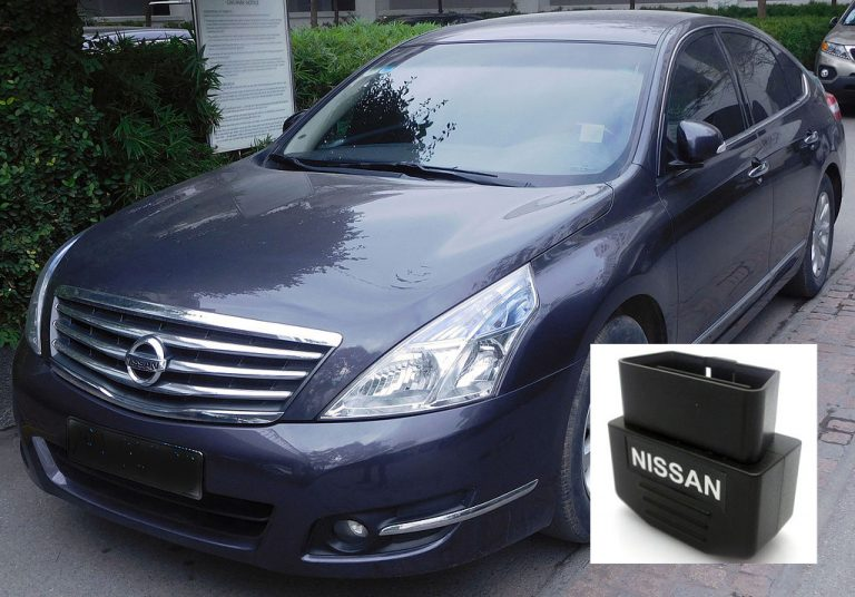 Nissan Teana Auto Door Lock