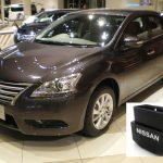 Nissan Sylphy Auto Door Lock