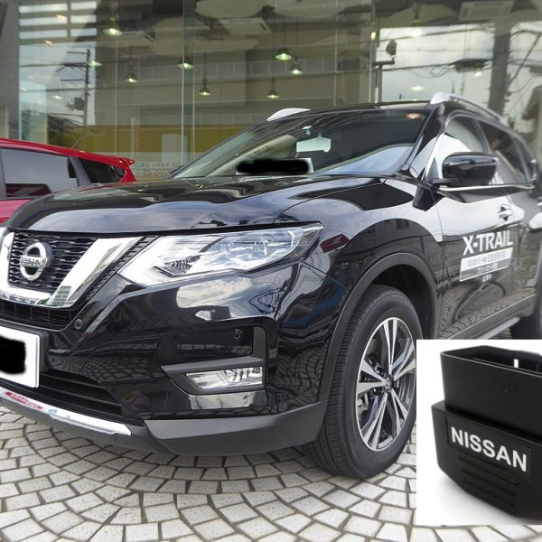 Nissan X-Trail Auto Door Lock When Driving